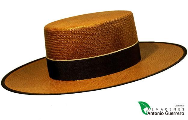 Sombrero Cordobés Panama - Almacenes Antonio Guerrero 024ca976dec