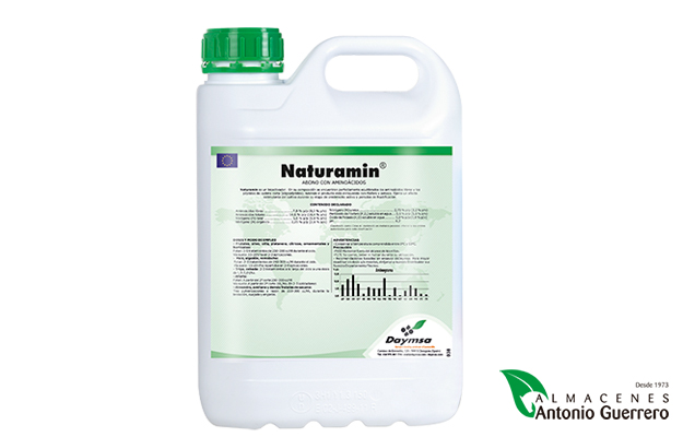 Naturamin, nutricional - Almacenes Antonio Guerrero