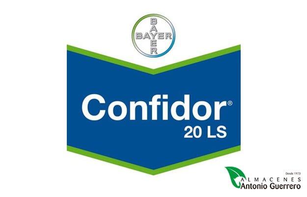 Confidor 20 LS. Insecticida - Almacenes Antonio Guerrero