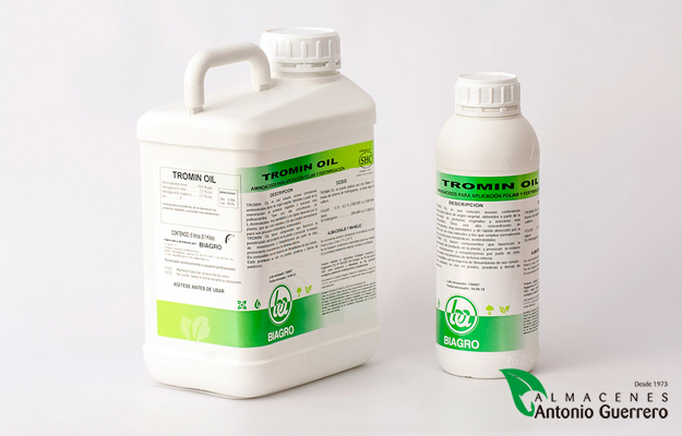 Tromin Oil, Insecticida - Almacenes Antonio Guerrero
