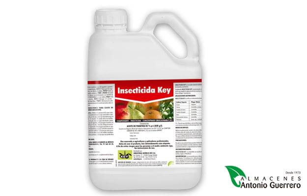 Insecticida Key - Almacenes Antonio Guerrero