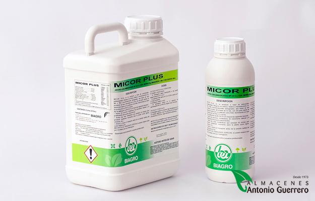 Micor Plus, Enraizante biológico - Almacenes Antonio Guerrero