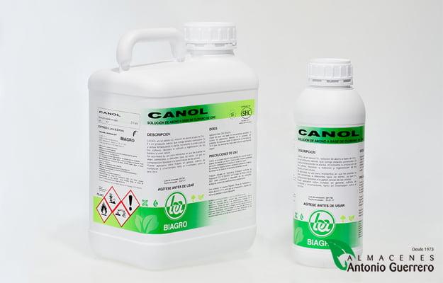 Canol. complejado con extracto de canela - Almacenes Antonio Guerrero