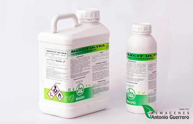 Maxcit Ultra, Extracto de citricos 90%-Almacenes Antonio Guerrero - insecticidas acaricidas y fungicidas