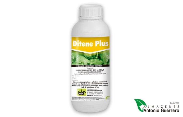 Ditene Plus.Tensioactivo no iónico - Almacenes Antonio Guerrero