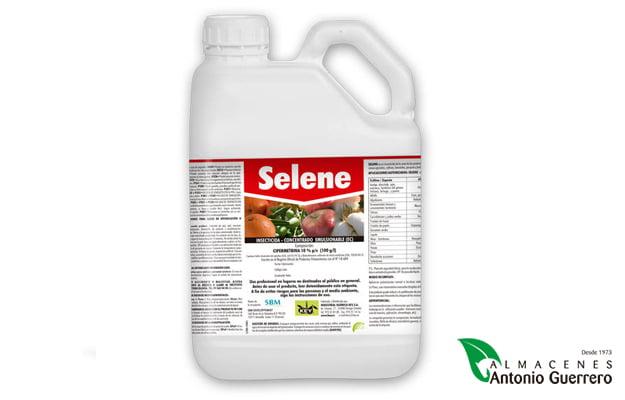 Selene. Insecticida - Almacenes Antonio Guerrero