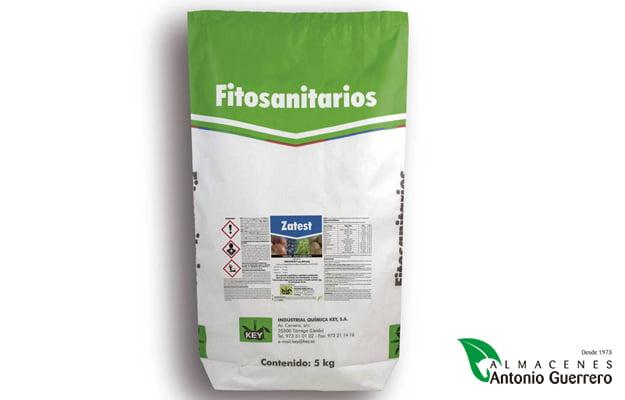 Zatest Fungicidas - Almacenes Antonio Guerrero
