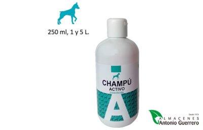 Champú Activo - Almacenes Antonio Guerrero