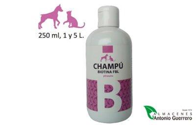 Champú Biotina FBL - Almacenes Antonio Guerrero