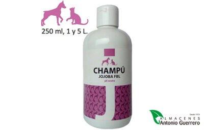 Champú Jojoba FBL - Almacenes Antonio Guerrero