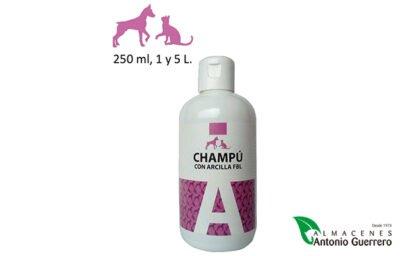 Champú con Arcilla FBL - Almacenes Antonio Guerrero