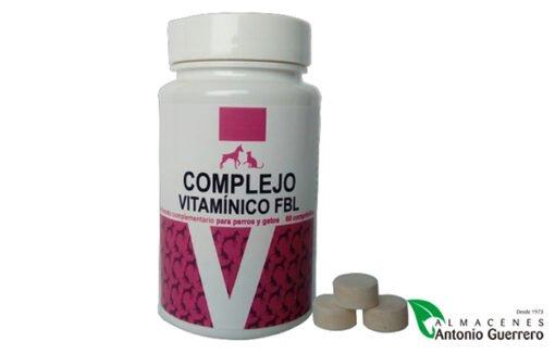 Complejo Vitamínico FBL - Almacenes Antonio Guerrero