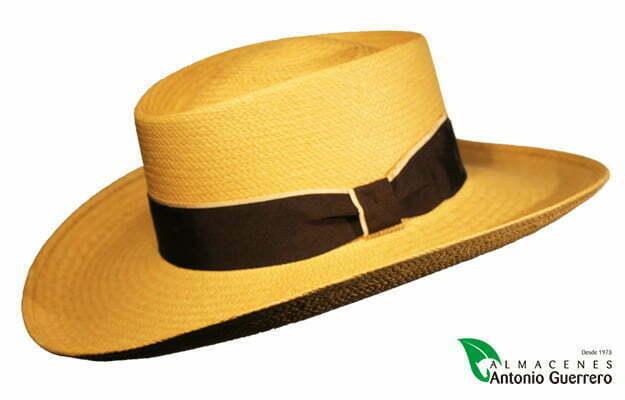 1e33f4929a777 Sombrero Gambler Panama Cuenca con Medio Lazo con Vivo - Almacenes ...