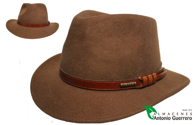 a23c71d231b6b Sombrero Oliver Hats Impermeable Crushable Walter Lana