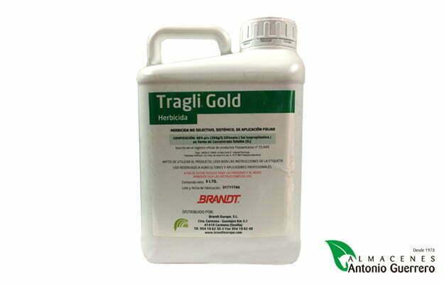 Tragli es un herbicida de post-emergencia - Almacenes Antonio Guerrero