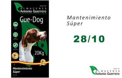 GUE-DOG_mantenimiento Súper