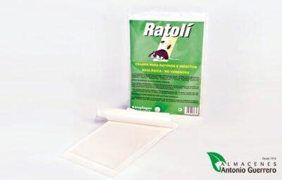 Ratolí Trampas Encoladas - Almacenes Antonio Guerrero
