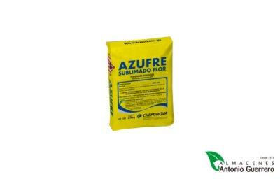 Azufre Amarillo - Almacenes Antonio Guerrero