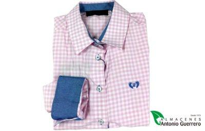 Camisa Mujer_Rosa