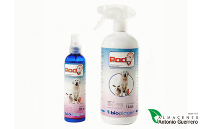 PODY ANTIPARASITARIO insecticida para mascotas