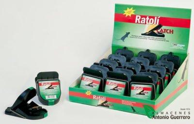 Ratoli Catch Ratas Unidad- Almacenes Antonio Guerrero