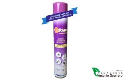 ZUMKADE es un insecticida eliminar insectos voladores - Almacenes Antonio Guerrero