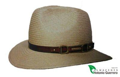 Sombrero Indiana Mística con Estribada - Almacenes Antonio Guerrero
