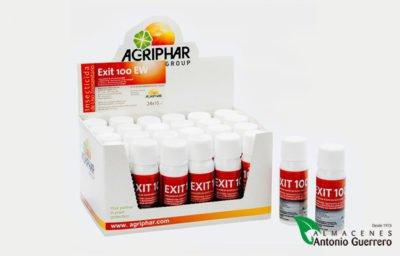 EXIT 100 EW es un insecticida de tipo piretroide - Almacenes Antonio Guerrero