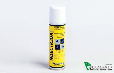 INSECTICIDA 1001 DT eficaz a todo tipo de insectos