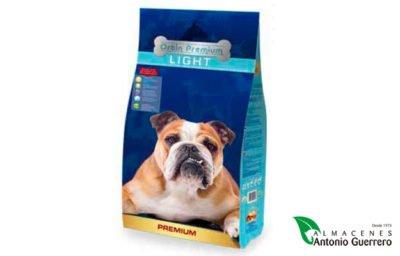 Pienso para perros Premiun Light - Almacenes Antonio Guerrero
