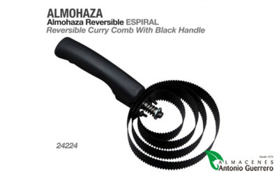 Almohaza Reversible Espiral - Almacenes Antonio Guerrero