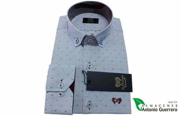 Camisa Hombre El Picador Ref_1 Almacenes Antonio Guerrero