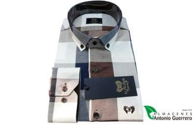 Camisa Hombre El Picador Ref_4- Almacenes Antonio Guerrero - camisa mangas larga