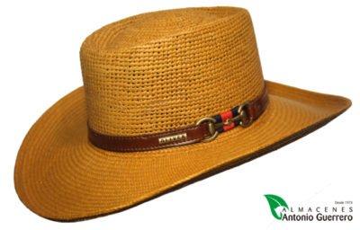 Gambler Panama Bricoc C/ Trabillas - Almacenes Antonio Guerrero - Gambler Panama Bricoc C/ Trabillas - sombrero panama