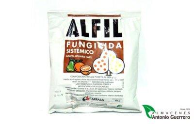 Alfil, Fungicida de aplicación foliar y al suelo- Almacenes Antonio Guerrero