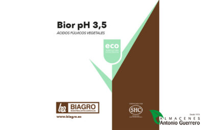 Bior-pH35 Especial para suelos alcalinos - Almacenes Antonio Guerrero