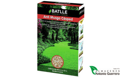 Fertilizante Anti Musgo Césped 750g
