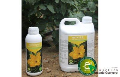 Ferticuaje Fertilizante - Almacenes Antonio Guerrero