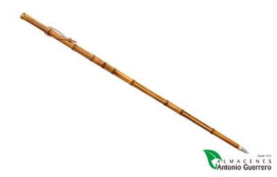 Bastón Bordón Montaña Caña Bambú Rf538 - Almacenes Antonio Guerrero