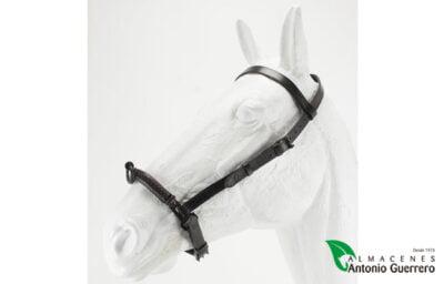 Cabezada de Cuerda Cuero Premium - Almacenes Antonio Guerrero