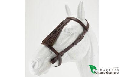 Cabezada Vaquera modelo Kamell Pony - Almacenes Antonio Guerrero