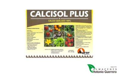 Calcisol plus Nutrientes - Almacenes Antonio Guerrero