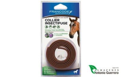 Collar Insecticida para Caballos - Almacenes Antonio Guerrero