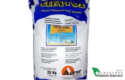 vitafol 13-40-13 25 KG - Almacenes Antonio Guerrero