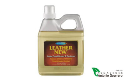 LEATHER NEW Conditioner - Almacenes Antonio Guerrero