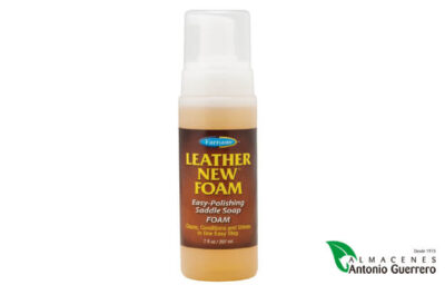 LEATHER NEW® Foam 207 ml - Almacenes Antonio Guerrero