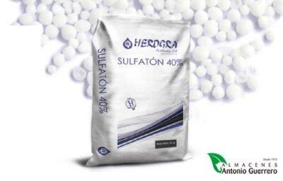 SULFATON 40 % HEROGRA 30 KG - Almacenes Antonio Guerrero