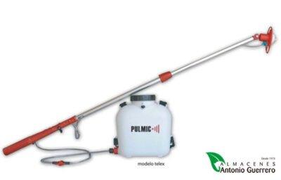 Pulverizador Fenix 10 litros y batería ion-litio - Almacenes Antonio Guerrero