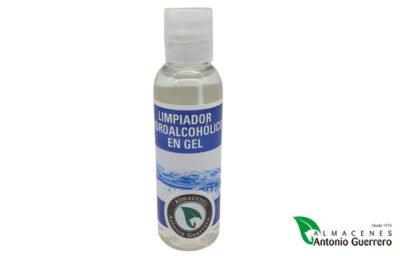 Limpiador Hidroalcohólico en Gel - Almacenes Antonio Guerrero