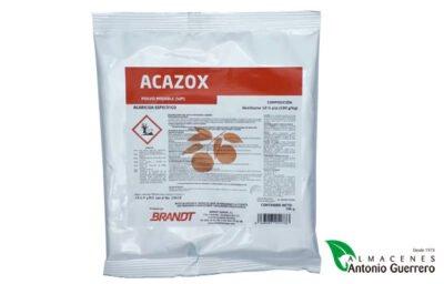 Acazox 500gr. Acaricida - Almacenes Antonio Guerrero
